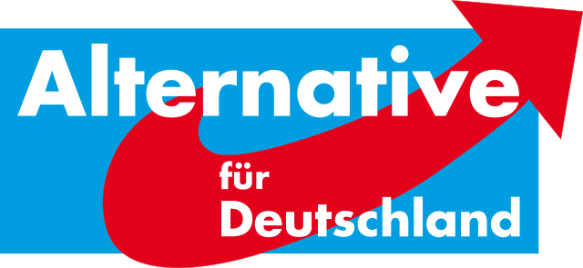 The right-wing Alternative for Germany party