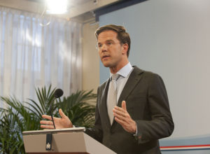 Mark Rutte (Leader of the VVD Dutch party)
