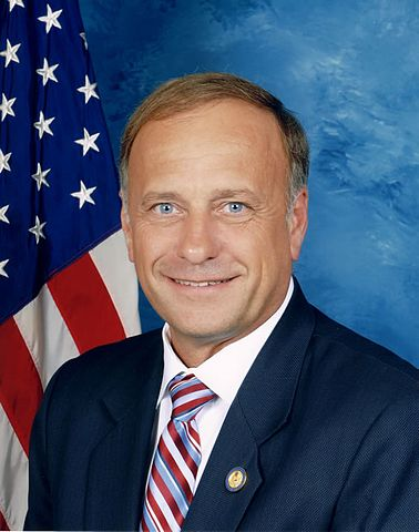 Mr. Steve King – a republican member of the House of Representatives