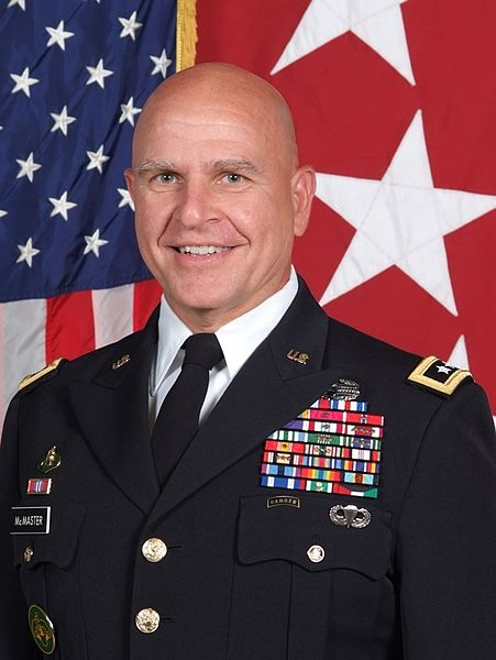 H.R. McMaster as Deputy TRADOC Commander and ARCIC Director in 2014. by U.S. Army Public Affairs.