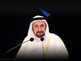 Dr. Sultan bin Muhammad Al Qasimi, UAE Supreme Council Member and Ruler of Sharjah